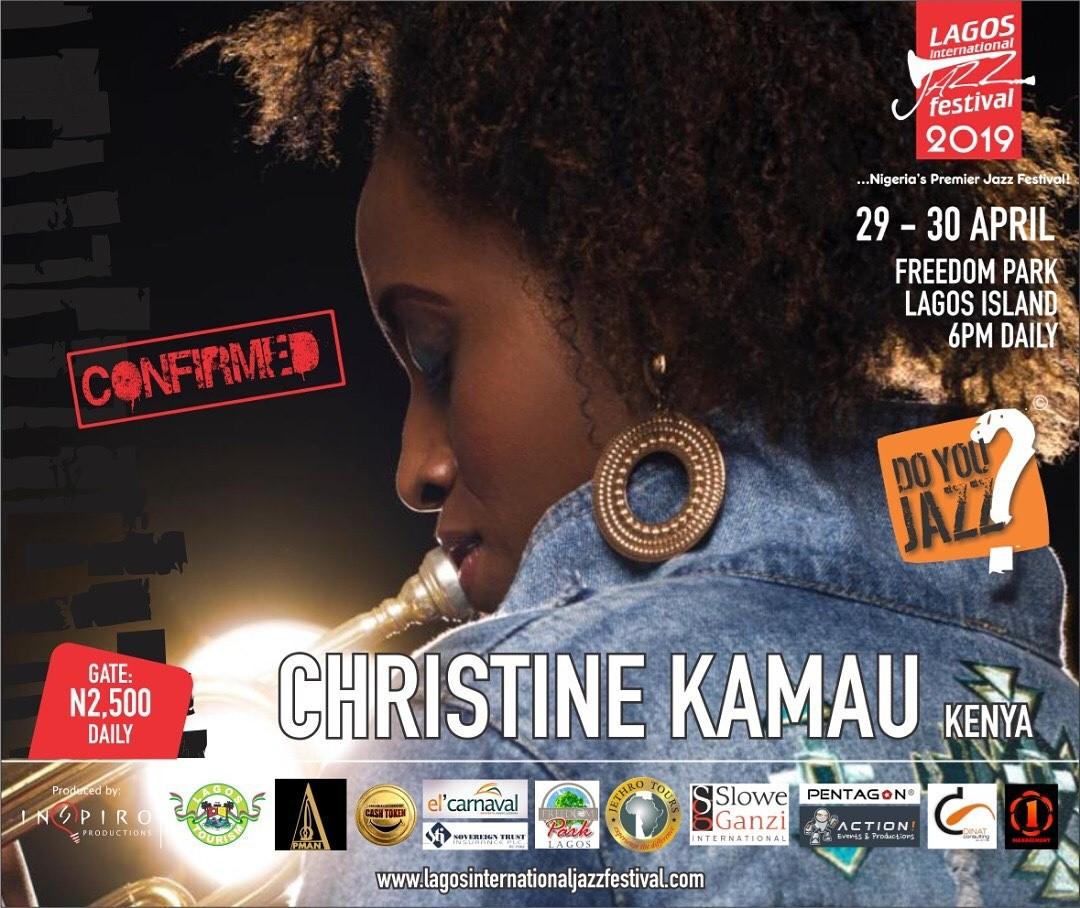 Kenyan Jazz Musician to perform in Nigeria | PHAT!buzz™