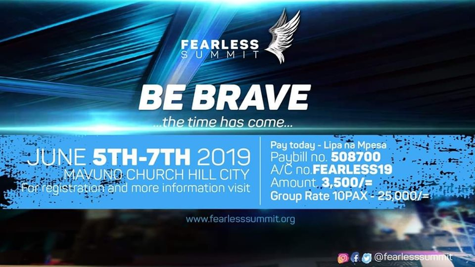 The 10th Fearless Summit 2019  | PHAT!buzz™