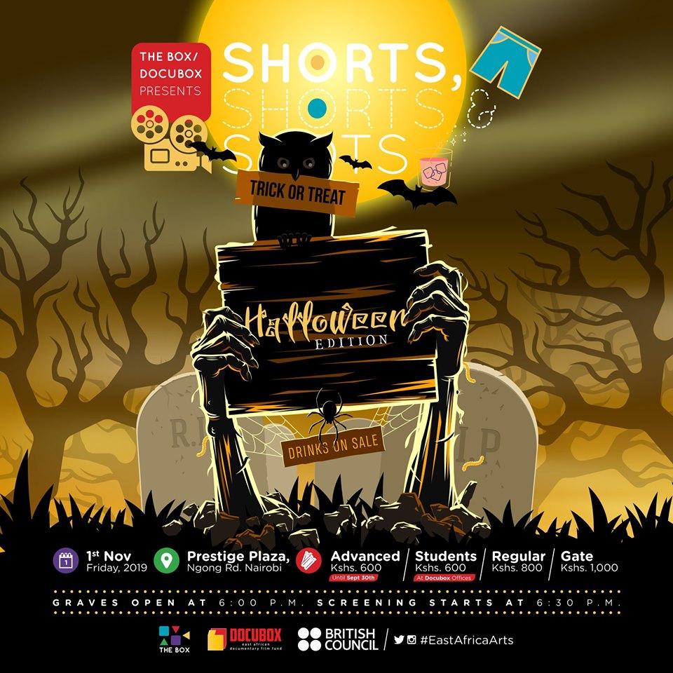 Halloween 1 November.Halloween Shorts Shorts Shots Spooktacular Phat Buzz